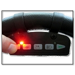 Steering Wheel Remote Control for Late Model LiTESeasy Wireless Kits